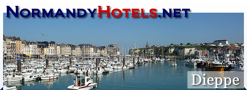 Hotels Near Dieppe Ferry Port