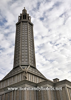 St Joseph's Cathedral, Le Havre