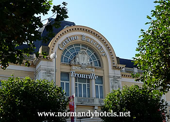 The Casino at Trouville-sur-Mer